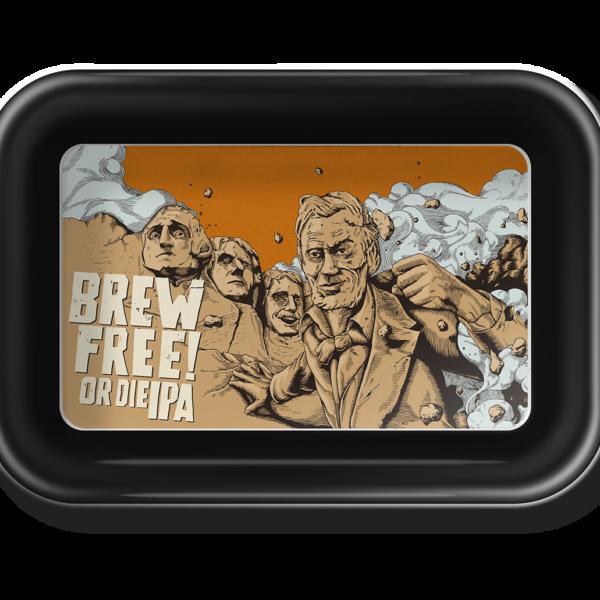 Sm Rect Tray_Brew Free